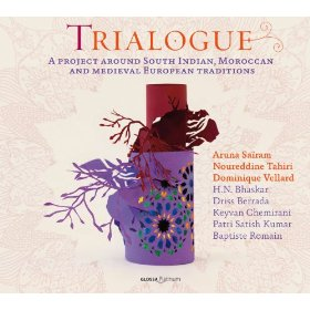 Album of Aruna Sairam - Trialogue