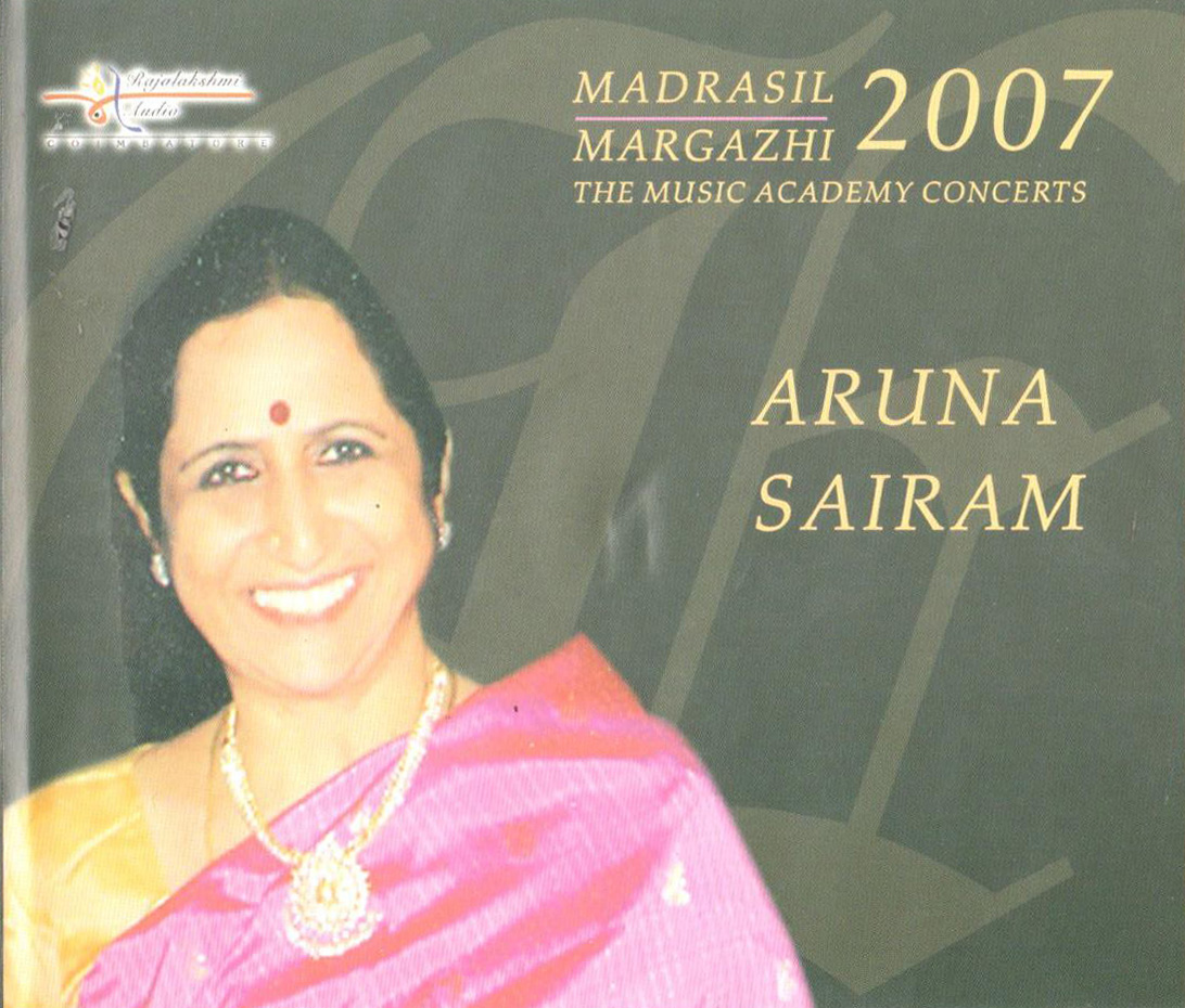 Madrasil Margazhi 2007 - The Music Academy Concerts