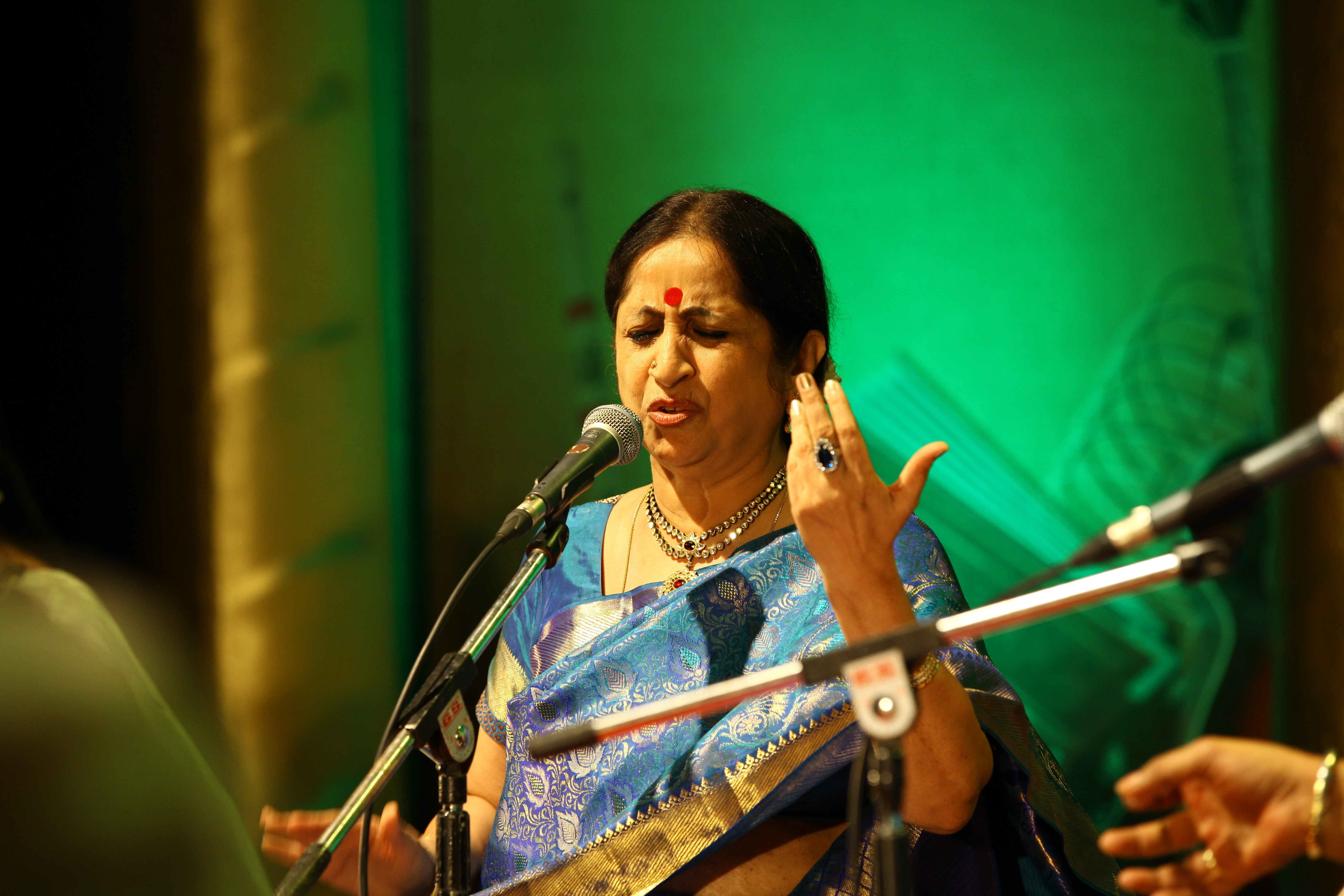Concert of Aruna Sairam - Carnatic Classical Vocal
