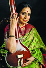 Aruna Sairam: Taking Carnatic music beyond borders