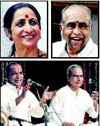 5 Carnatic musicians from TN bag Sangeet Akademi awards