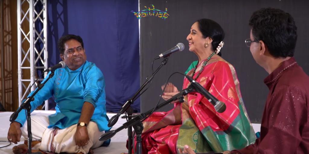 Aruna Sairam at Baithak